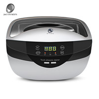 SKYMEN 2.5L portable Digital Ultrasonic Cleaner Basket Sterilizer jewelry Cleaner Nail Tools Disinfection Bath Machine 120W