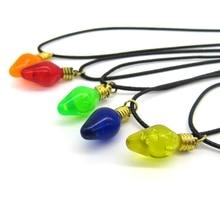 Stranger Things Fairy Light Necklace
