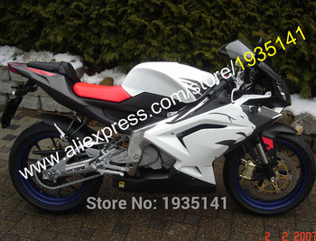 For Aprilia RS125 Parts 2007 2008 2009 2010 2011 RS 125 07 08 09 10 11 Motorbike ABS Fairing Kit (Injection molding)