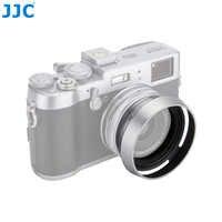 JJC Camera Metal Lens Hood Screw Adapter Ring 49mm For FUJIFILM X7/X100/ X100S/X100T/X100F Replaces LH-X100