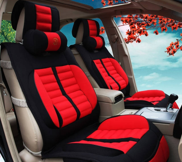 Special Seat Covers For Toyota Highlander 5seats 2015 2008 Durable Breathable