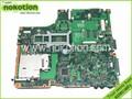 Laptop motherboard para toshiba satellite a205 a215 v000108790 placas-mãe ddr2 completo testado