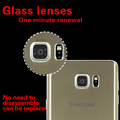 Rear Camera Lens Tempered Glass Film For Samsung Note 4 Glass Film For Samsung Note 7 Back Camera Lens Toughened Protective Film