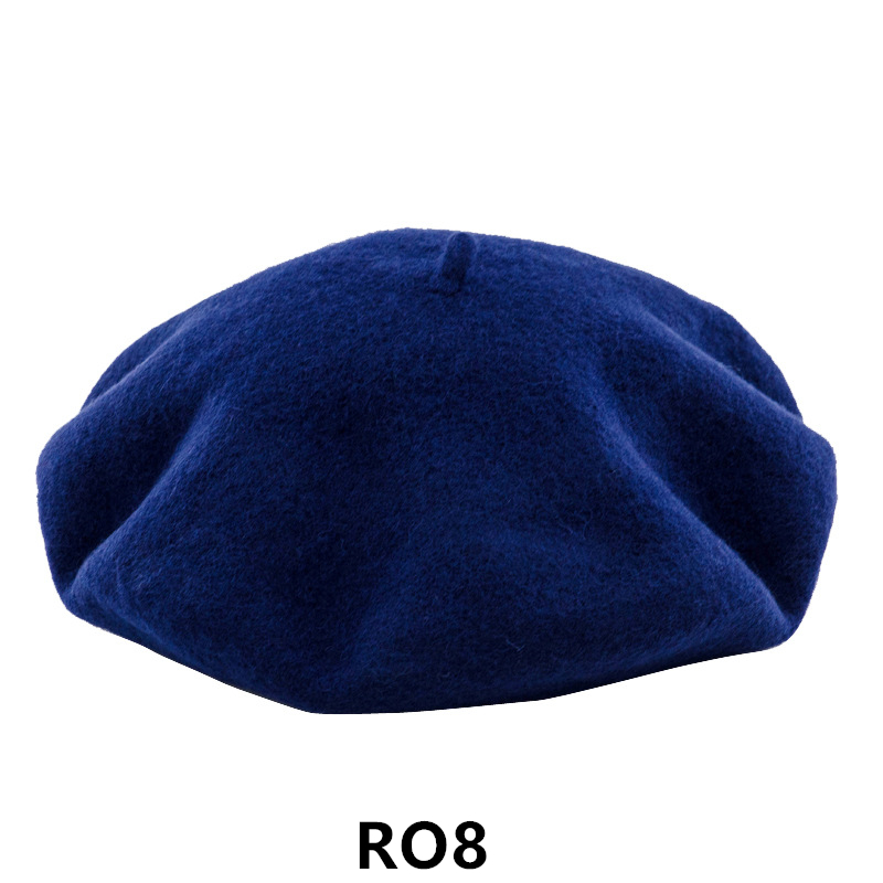 Nuevo sombrero de invierno cálido gorro de mujer gorros para hombres y mujeres sombreros de Rock gorra Casual turbante más sombrero de Cachemira RO0-11
