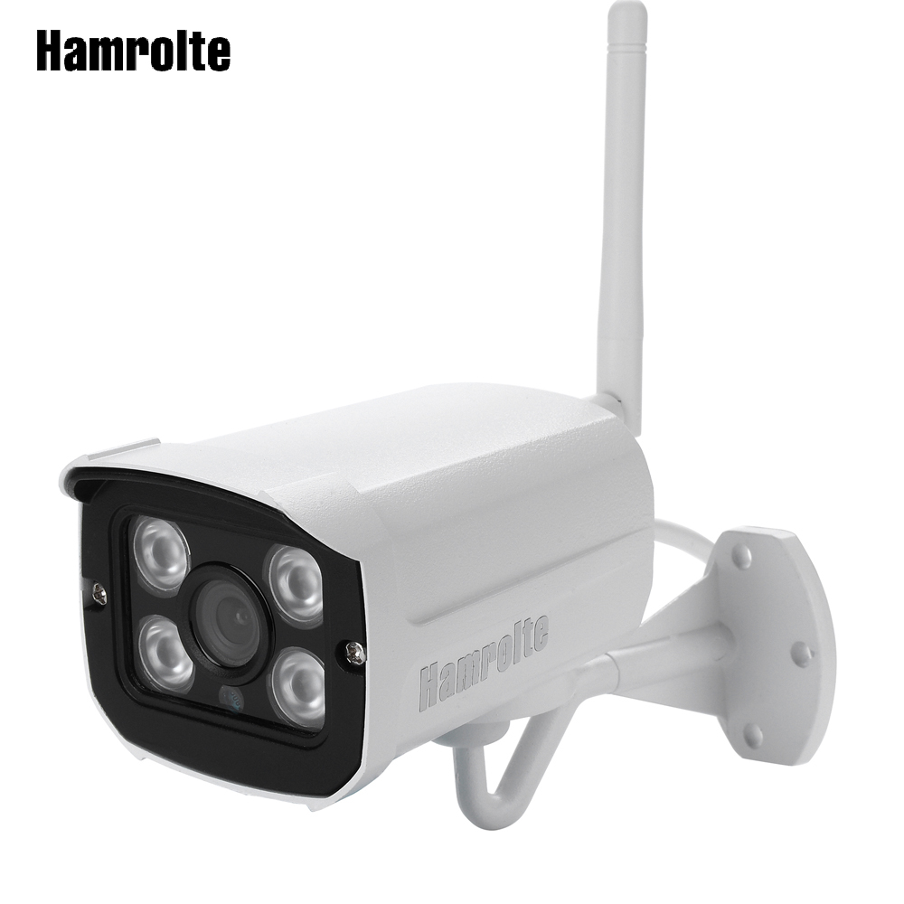 Hamrolte ONVIF Wifi Camera Yoosee 1080P/960P/720P Wireless Outdoor IP Camera Support TF Max 128G Remote Access Motion Detection iron maiden iron maiden dance of death 2 lp 180 gr page 5