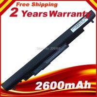 HS04 Laptop Battery For HP Pavilion 14 Ac0XX 15 Ac121dx 255 245 250 G4 240 HSTNN