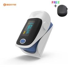 New finger oximeter pulse oximetro de dedo Portable pulsioximetro Digital oxymetre saturometro oxigeno saturador