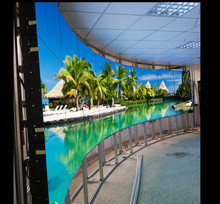 USENDA 55 INCH VIDEO WALL with Dp Loop out 4K controller