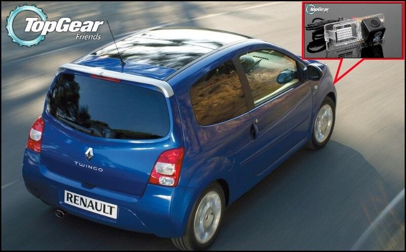 Photo de voiture Pour Renault Twingo 2 II 2007 ~ 2014 Haute Qualité Arrière  View Back