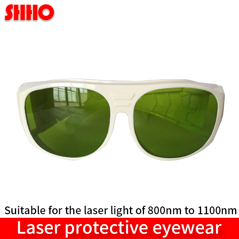 High quality protection eye glasses SD-3 safety goggles equipment wavelength range 800nm to 700nm high effectively eyewear