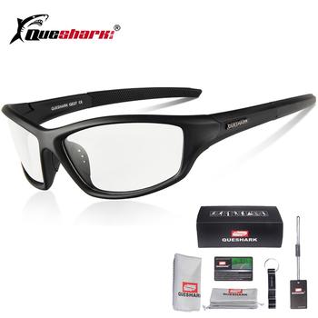 Queshark Photochromic Cycling Eyewear Bicycle Bike Glasses Outdoor Sport MTB Bicycle Bike Sunglasses Goggles Bike Racing Glasses