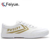 Feiyue Men Women Sneakers Breathable Jogging Shoes Martial Arts Wushu Taichi Shoes Skateboarding Shoes Jogging Sports Sneakers