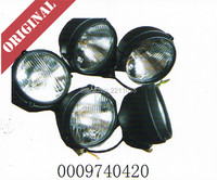 Linde Forklift Part Headlight 0009740420 Electric Truck 335 336 Diesel Truck 350 351 352 1218 1283