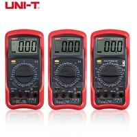 UNIT UT51 UT52 UT53 UT54 UT55 UT56 Digital Multimeter True RMS Professional Manual Range 20000 Counts AC DC Voltmeter
