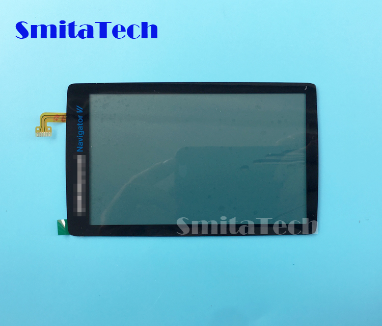 5.0'' Inch Touch Screen Digitizer Glass Panel For BMW Motorrad Navigator VI