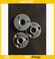 "16pcs/lot DN15 Iron Flange  DN20 Casting  Antique Flange Base Bracket For G1/2"",3/4"" Tube Pipe Free Shipping"