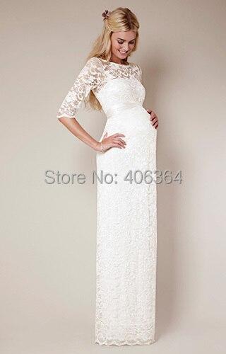 Длинные платья белые с кружевом