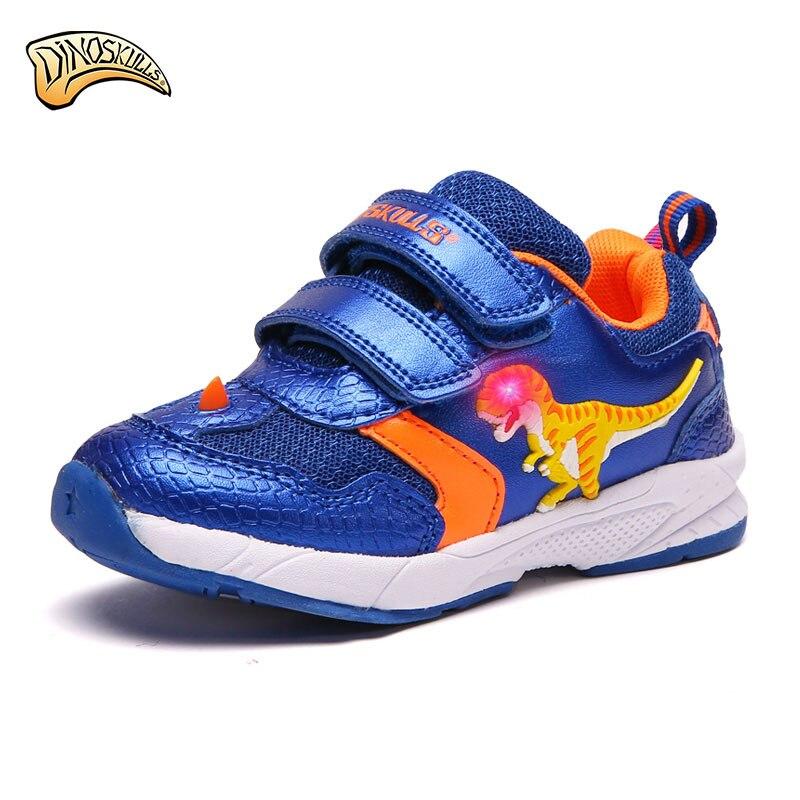 2017 baby shoes breathable sneakers Boys mesh shoes kids shoes sport tenis infantil boys 3D dinosaur functional shoes size22-26