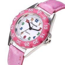 Kids Watch Fashion Gift Girl Boy Children's Relogio Casual Student Strap High-Quality