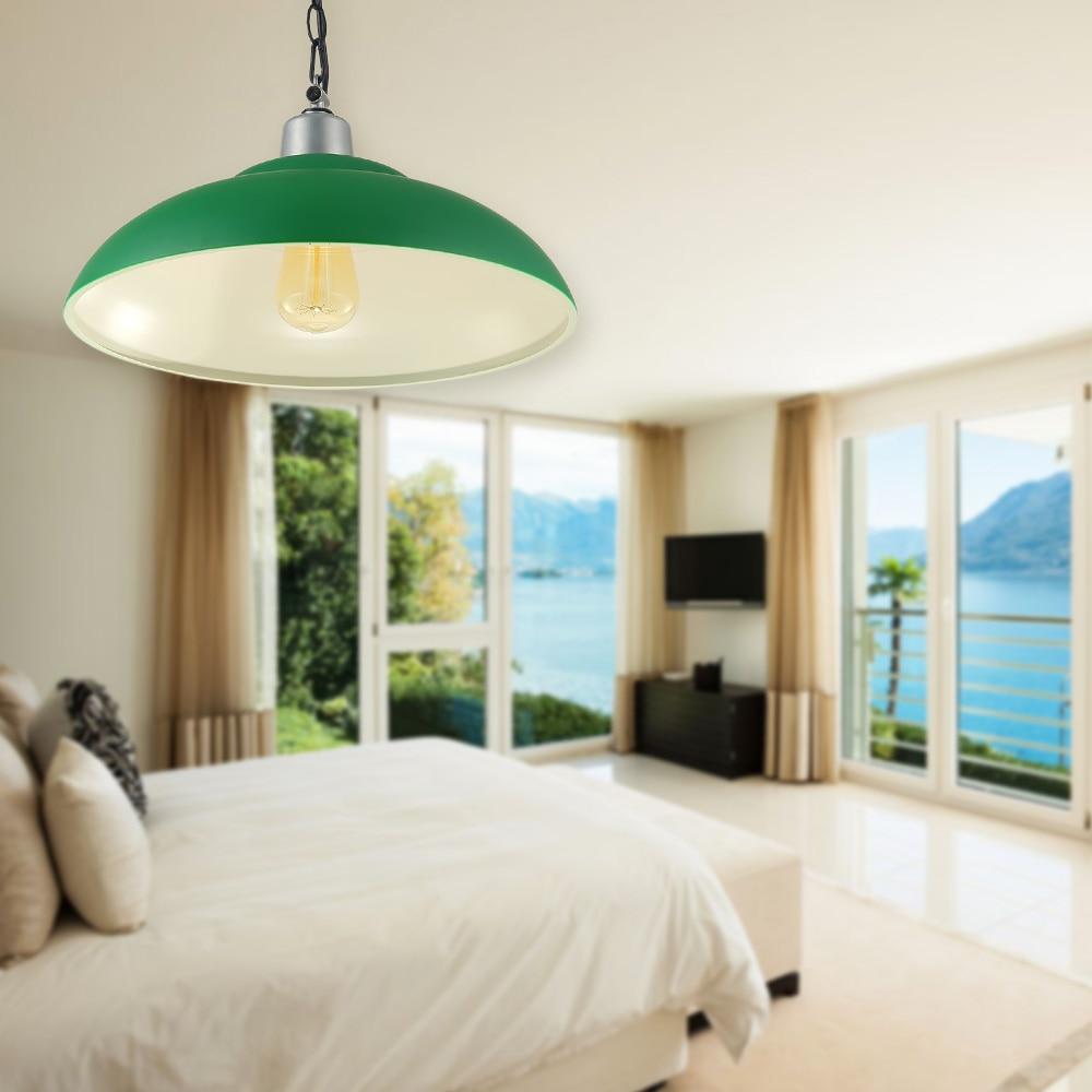Online kopen wholesale groene hanger verlichting uit china groene ...
