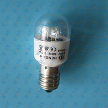LED Light Bulbs for Home Sewing Machine 0.5W 220 Volts Screw Type #LED-E14 220V