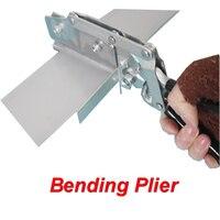 Manul Bending Pliers For Aluminum Iron Stainless Steel Advertising Sign Bending Equipment For Luminous Channel Letter