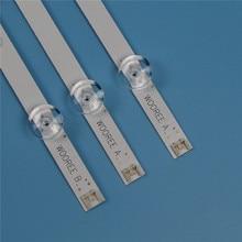 "6 Lamps LED Backlight Strip For LG 32LB628U 32LF550U 32LF562U 32LF564V 32LF620U Bars Kit Television LED Bands Innotek 32"" DRT3.0"