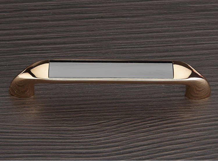 Noble Rose Gold Handles Cabinet Door Handle And Drawer Pull Shoe