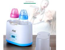 цена на Baby Feeding sterilizer Bottle Warmer Heater Babyfood Warm Universal Bottle sterilizer Milk Free 220V Electric Warmer Milk Food