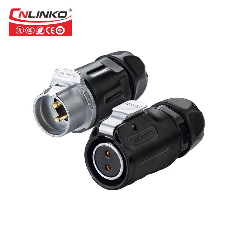 Cnlinko Lp20 Series 2 Pole 3 Pole 4 Pole 5 Pole 7 Pole Waterproof Power Line Cable Connectors For Lot Industrial недорго, оригинальная цена