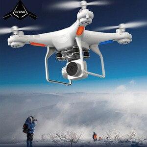 الأصلي SH5 HD drone واسعة الزاوية HD 1080 p Quadcopter الطائرات لمسة واحدة الهبوط/اقلاعها WIFI انتقال rc هليكوبتر