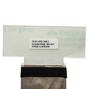 Image 2 - New Original Video screen Flex For Lenovo IdeaPad G505 G500 G510 laptop LCD LED LVDS Display Ribbon cable DC02001PR00