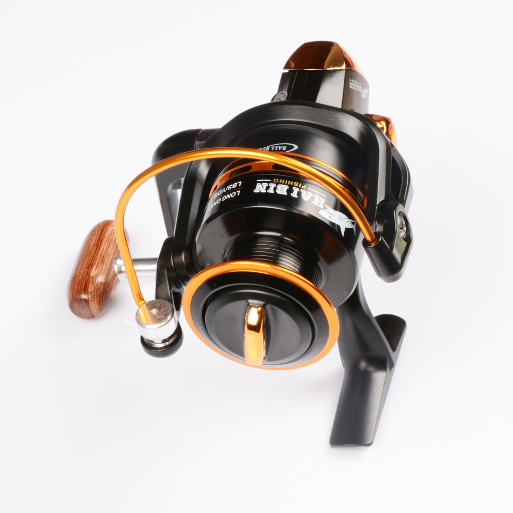 Vissen Spinning Reel 12 + 1 Bearing Balls Spinning reel Super Strong - Visvangst - Foto 3