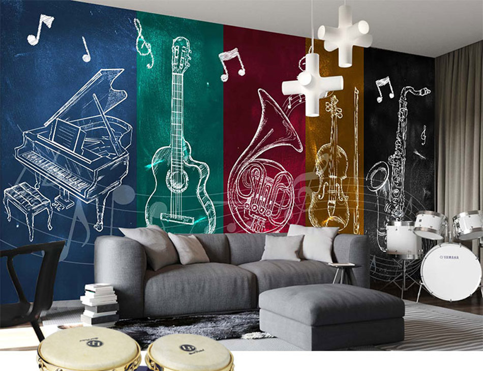 Rock N Roll Bedroom Decor - Awesome Project On Newloghome ...