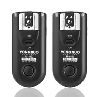 Yongnuo RF 603 C3, RF603 C3 RF 603 Flash Trigger 2 Transceivers for CANON 7D 1D 1DS 5D 5D II 50D 40D 30D 20D 10D