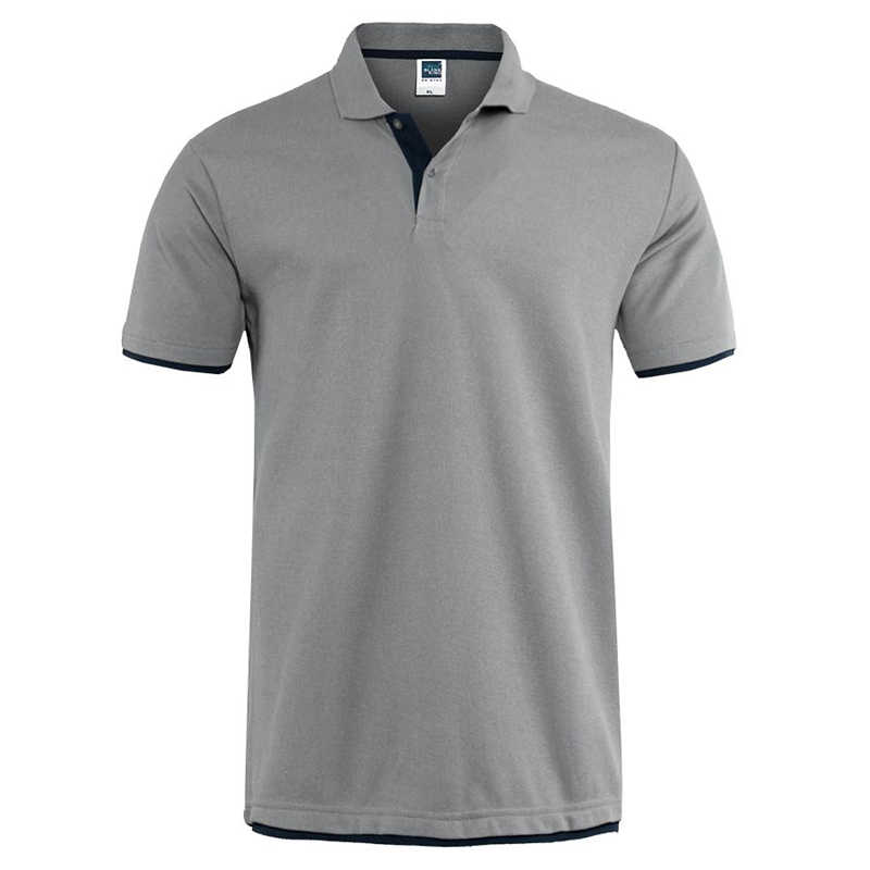 Classic T-Shirts Men Summer Casual Solid Short Sleeve T Shirt Male Breathable Cotton Jerseys Golf Tennis Camisa Tops T Shirt Men