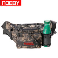 2017 New Noeby Fishing Bag Waterproof Multifunctional Tackle Lure Bagpack Bolsa De Pesca Waterproof Waist Sport