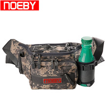 2017 New Noeby Fishing Bag Waterproof Multifunctional Tackle Lure Bagpack Bolsa De Pesca Waterproof Waist Sport Package