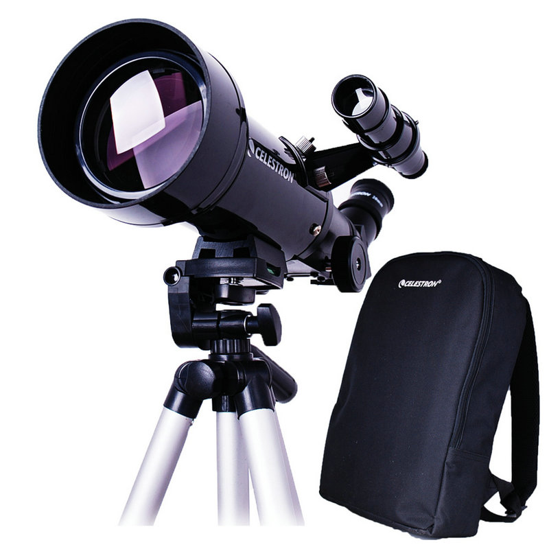 Buy now CELESTRON PowerSeeker 70400 Terrestrial Astronomical Compact Telescope Travel Scope 70x400 W/Bag