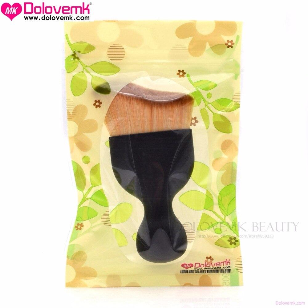 Special Hot Pro Mushroom Makeup Brushes Loose Power Make up Tools Kit