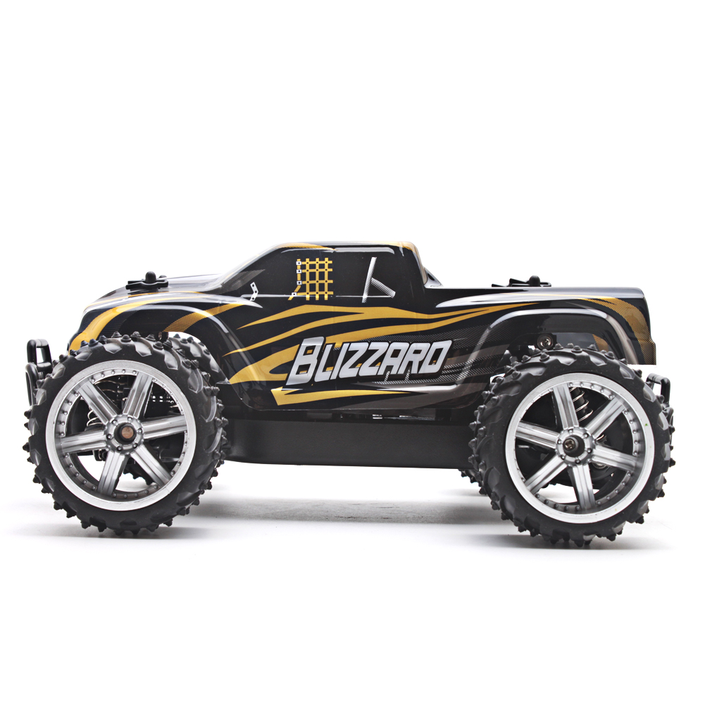1:16 Electric RC Cars Remote Control Car Model 18KMH 2WD Off Road High Speed Vehicle Toy For Children Kids Gifts