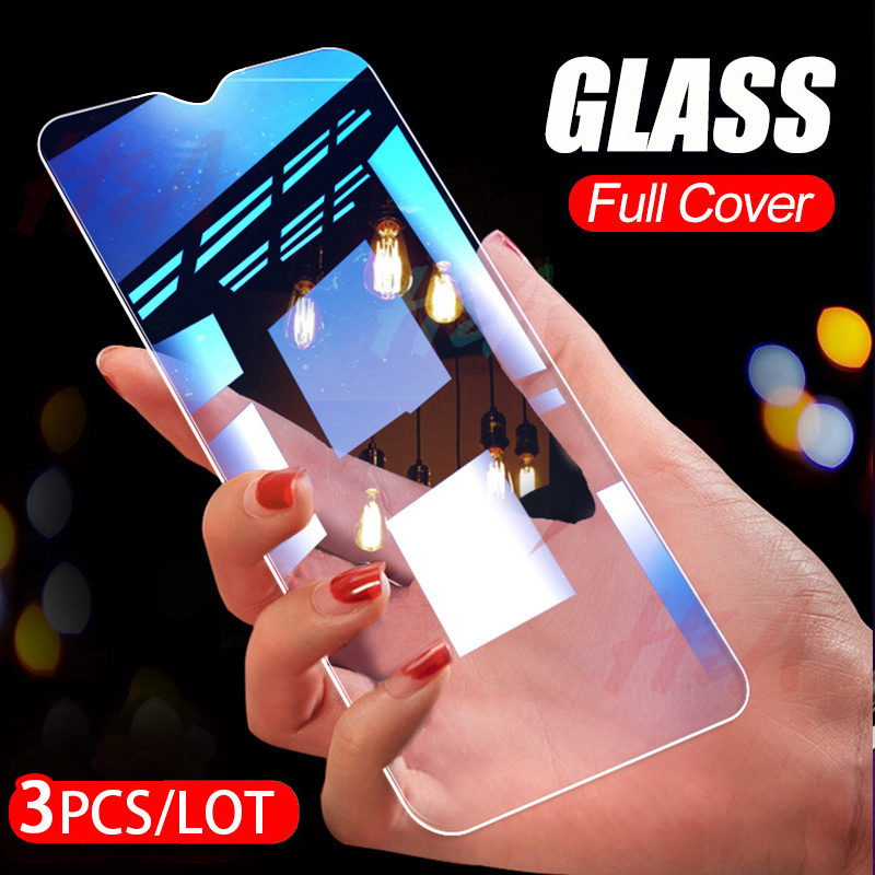 3Pcs Protective Glass For Huawei P30 P20 Lite Pro Mate 20 Lite Pro P Smart 2019 Screen Protector 9H 2.5D Tempered Glass P10 Lite