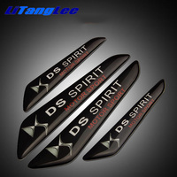 Litanglee Door Edge Guards Trim Molding Protection Anti Collision Cars Stickers Car Styling Blade Style