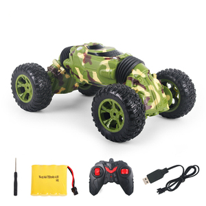 RC Car 2.4G 4WD Monster Vehicl