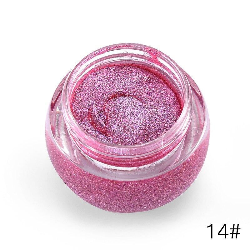 0 (14)  LOVE ALPHA 3D Glitter Eyeshaow Gel Metallic Powder Pigment Make-up 5 Choice Fragrance Cream Highlighter Shining Maquiagem Palette HTB120l8RXXXXXaXXpXXq6xXFXXX8