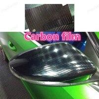 DIY 152*20 см Автомобильная наклейка изменить цвет Авто Внешние Углеродные аксессуары внутренняя пленка для автостайлинга