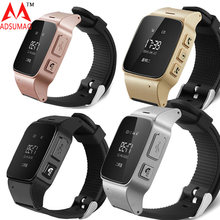 ADSUMAD D99 Elderly GPS Tracker smart watch Android Smart Google Map SOS GSM GPS LBS Wifi Safety Anti-Lost Locator Watch(China)