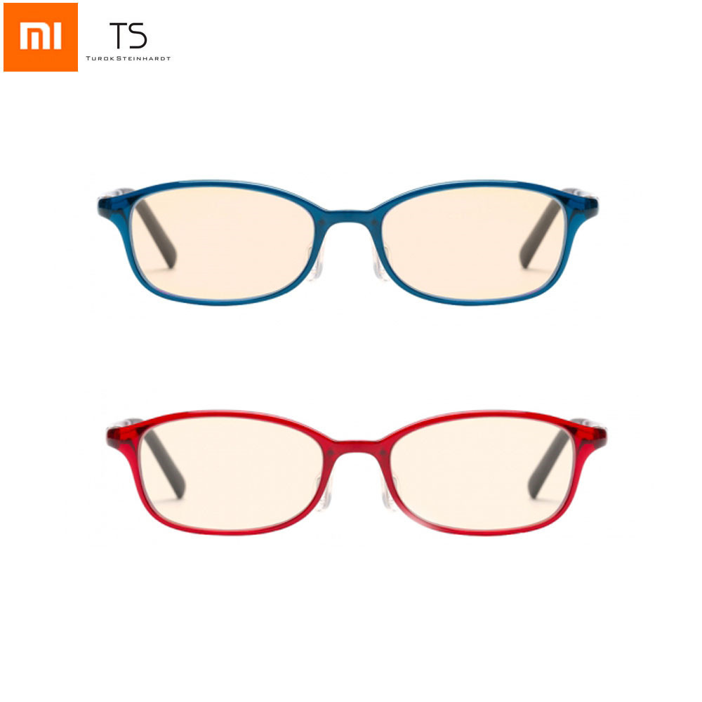 Xiaomi Turok Steinhardt TS Children 50% UVA UVB Rate Anti-blue-rays Protective Glasses Eye Protector For Children Kids lowest price original xiaomi b1 roidmi detachable anti blue rays protective glass eye protector for man woman play phone pc