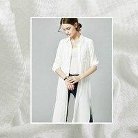 Weave Wizard Special Texture Silk Jacquard Fabric White Silk Fabric Silk Cloth Mulberry Silk Clothing Diy