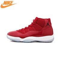 Nike Air Jordan 11 Ретро выиграть, как 96 Для Мужчин's Спортивная обувь Баскетбольные кеды, оригинальный Новое поступление Для мужчин спортивные AJ11 о